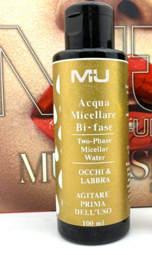 Mu Make Up-  Acqua Micellare Bifase