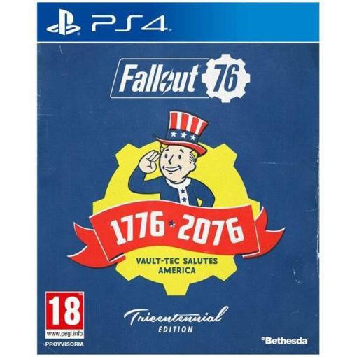 PS4 - FallOut 76 Tricentennial