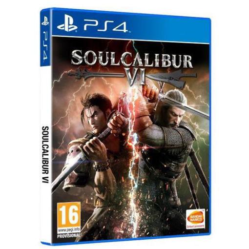 PS4 - SoulCalibur VI Collector