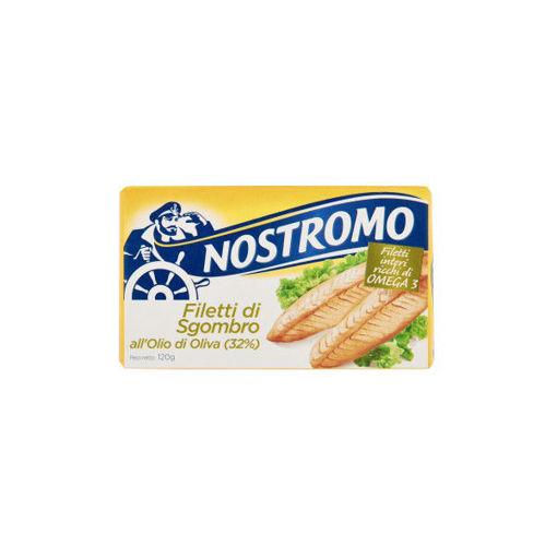 Immagine di Filetti di Sgombro Nostromo
