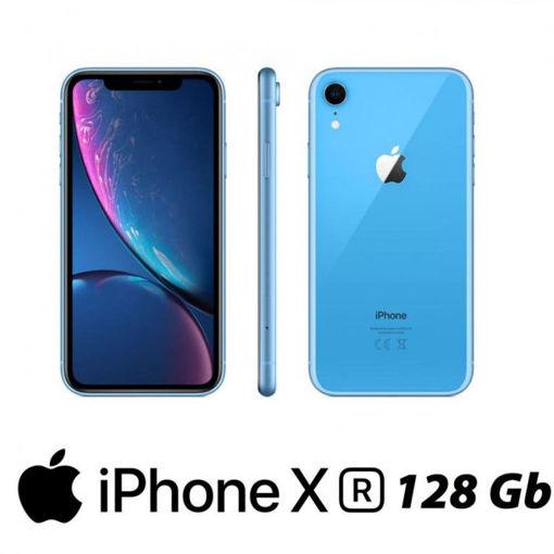 Apple - iPhone XR 128 GB Blu * RICONDIZIONATO *
