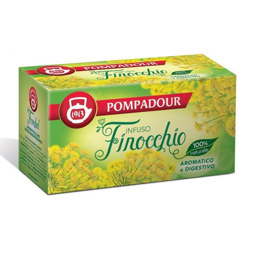 Pompadour - Infuso  Finocchio