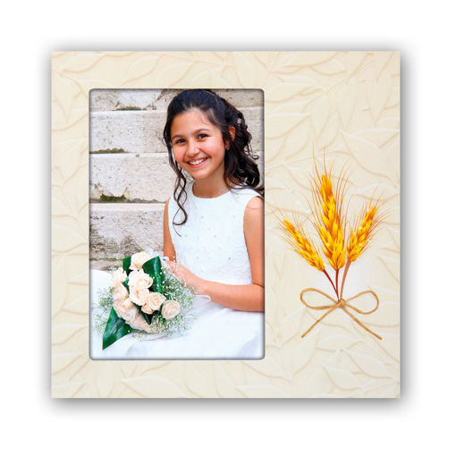 Cornice portafoto Prima Comunione Nives per foto 10x15