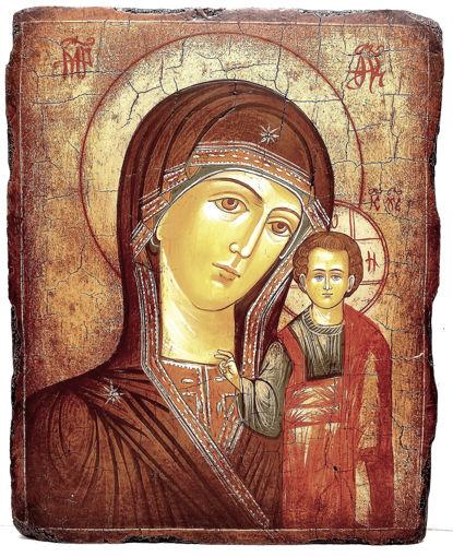 Icona Madre di Dio di Kazan