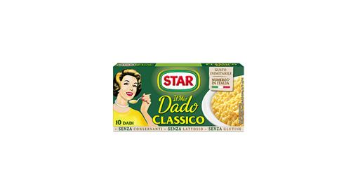 Dado star classico 10 dadi