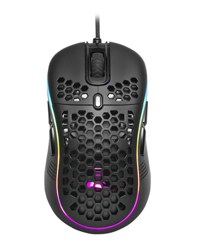 Sharkoon - Mouse Gaming Light2-S