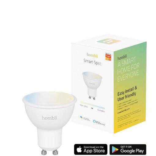 Hombli Smart Spot Gu10 (4 5 W)