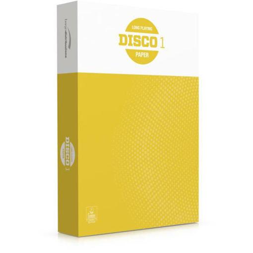 Carta Burgo A4 Disco 1