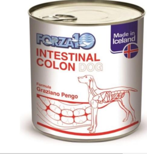 Forza 10 Umido Intestinal Colon 390 Gr