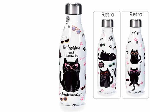 Bottiglia Termica Gatto