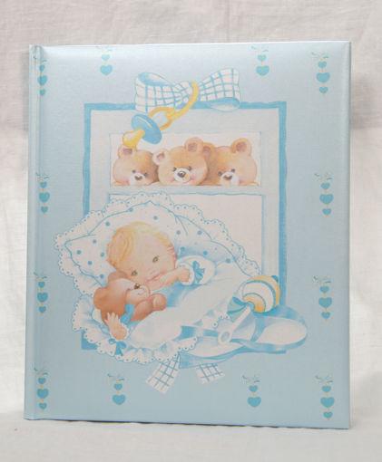 Immagine di Album portafoto nascita baby