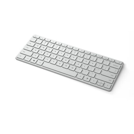 Microsoft - Designer Keyboard Bianca