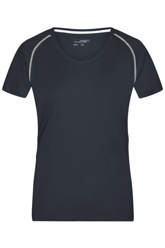 T-Shirt Uomo Sportiva Nera