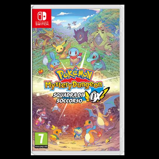 Nintendo - Pokémon Mystery Dungeon
