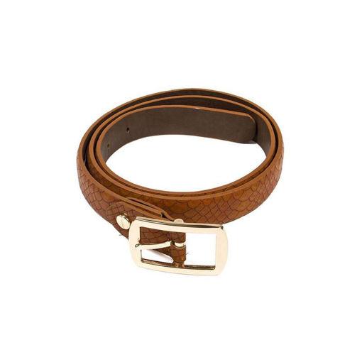 Carrera - Cintura Donna Marrone