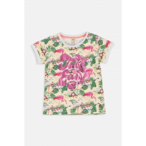 Carrera - T-shirt  Bambina Fantasia