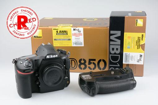 Immagine di D850 corpo + MB-D18 - USATO