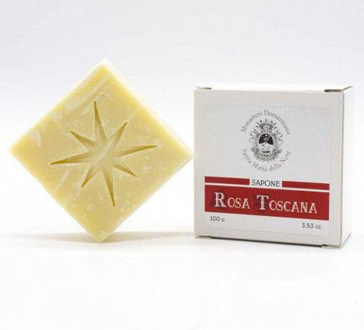 Sapone - Essenza di Rosa Toscana