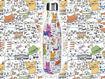 Bottiglia termica Gatti 500 ml