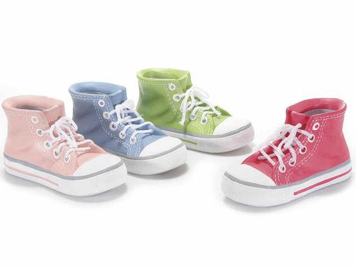 Vasi a forma di scarpa