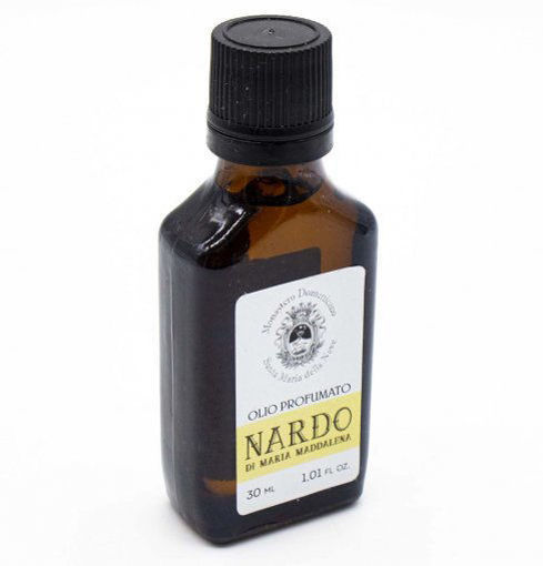 Olio profumato Nardo di Maria Maddalena