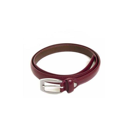 Carrera - Cintura Donna Bordeaux