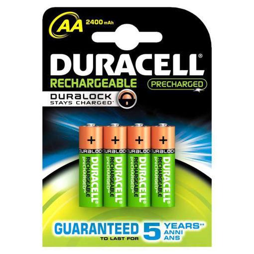 Duracell - Pile ricaricabili AA