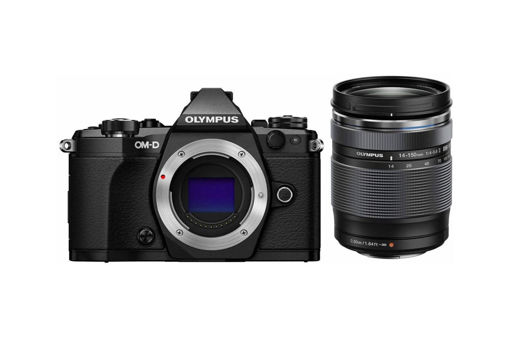 Immagine di Olympus E-M5 Mk II kit 14-150mm II