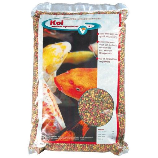 Immagine di Velda VT Alimento per Pesci e Carpe Premium 15L 144450