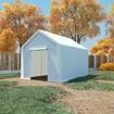 Immagine di Tenda Capannone in PE 3x6 m Bianco