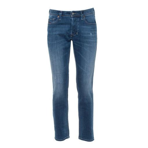 Diesel-  Jeans Uomo Blu Denim