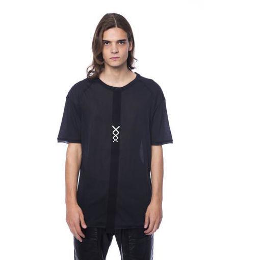 Nicolo Tonetto - T-shirt Uomo Nera
