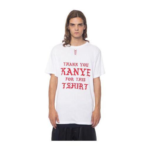 Nicolò Tonetto - T-shirt Uomo Bianca