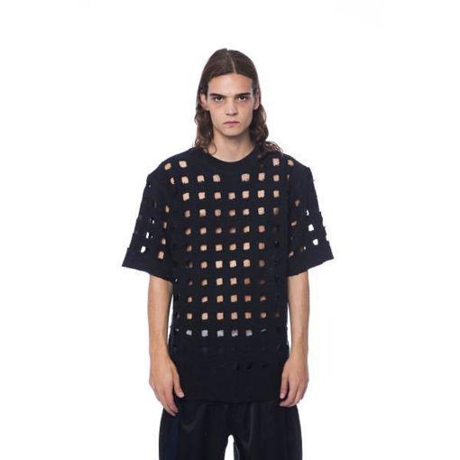 Nicolò Tonetto - T-shirt Uomo Nera