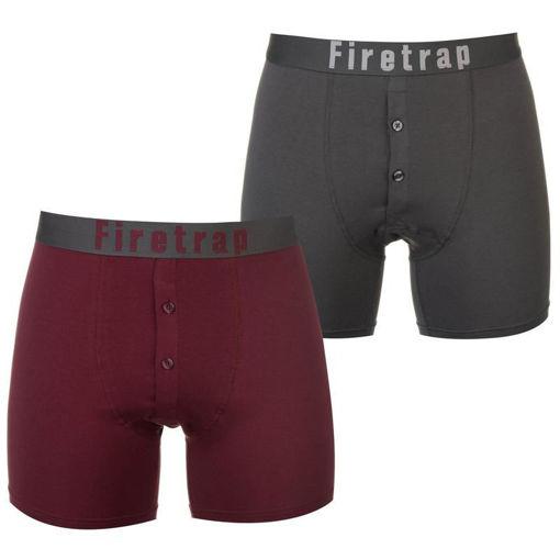 Firetrap - Set Boxer da Uomo