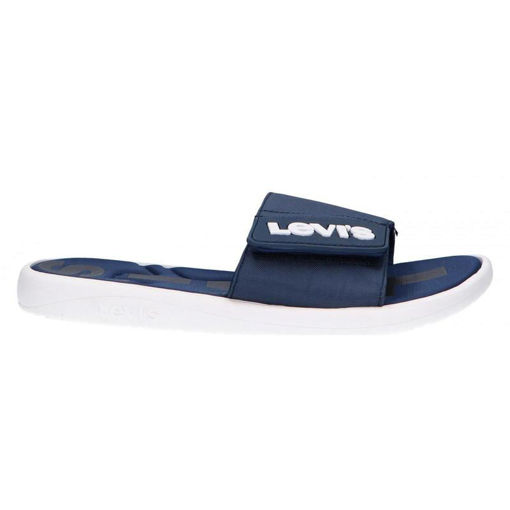 Levi's- Ciabatte Uomo Blu