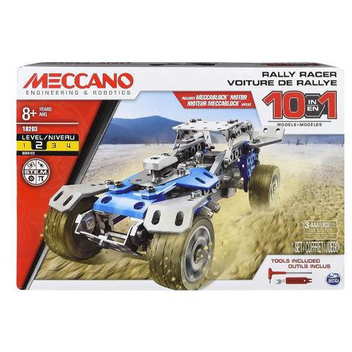 Meccano - Veicolo da Rally