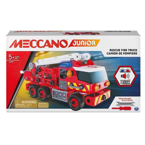 Meccano - Camion dei Pompieri