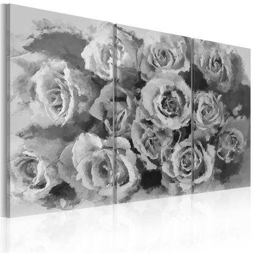 Immagine di Quadro - Dodici rose - trittico