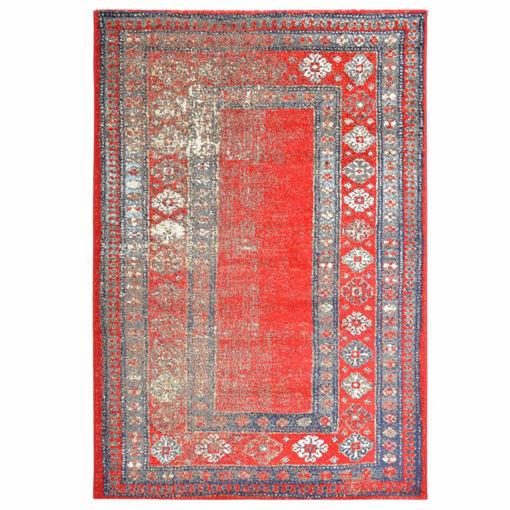 Immagine di Tappeto Rosso 80x150 cm in PP
