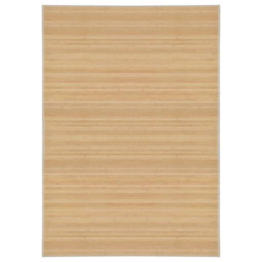 Immagine di Tappeto in Bambù 120x180 cm Naturale