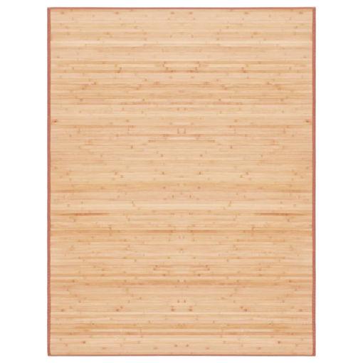 Immagine di Tappeto in Bambù 150x200 cm Marrone