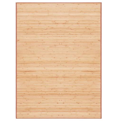 Immagine di Tappeto in Bambù 160x230 cm Marrone