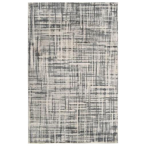 Immagine di Tappeto Stampato Beige 80x150 cm in Poliestere