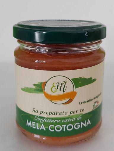 Confettura Extra di Mela Cotogna
