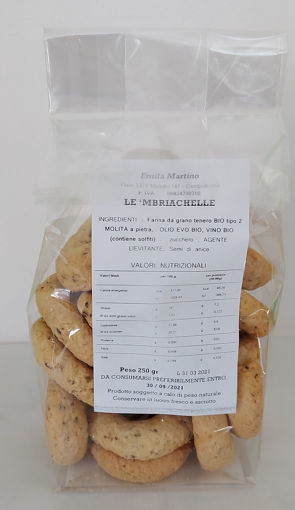 Biscotti Mbriachelle