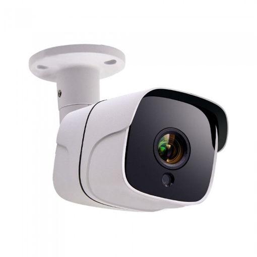 Telecamera IP Bullet 1080P 2MP Ottica 3.6mm H.264 DC12V IP65 IR-Cut Carcassa Alluminio Senza PoE SKU-8478
