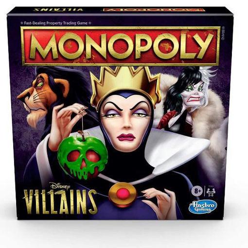Hasbro - Monopoli Disney Villains
