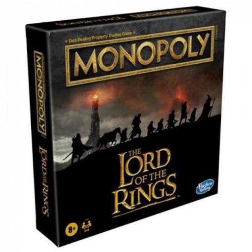 Hasbro - Monopoli Il Signore degli Anelli