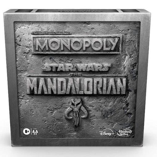 Hasbro - Monopoly The Mandalorian